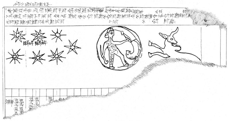writings ancient chaldean astronomy saturn - photo #39