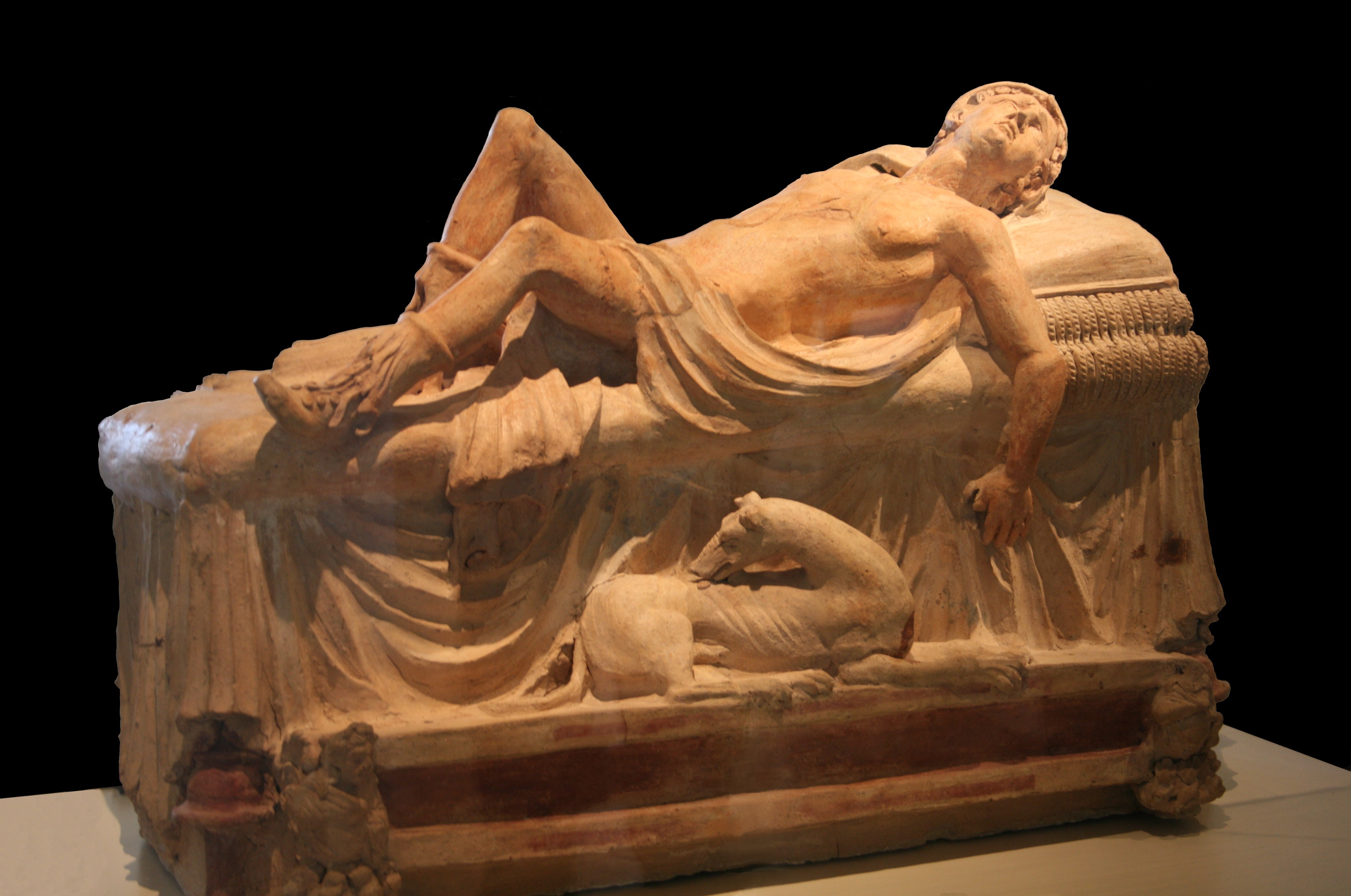 Universities Australia Wiki Monument Funcaraire Adonis Mourant Museu Gregoriano Etrusco