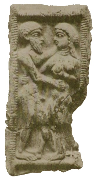 Tammuz and Ishtar.