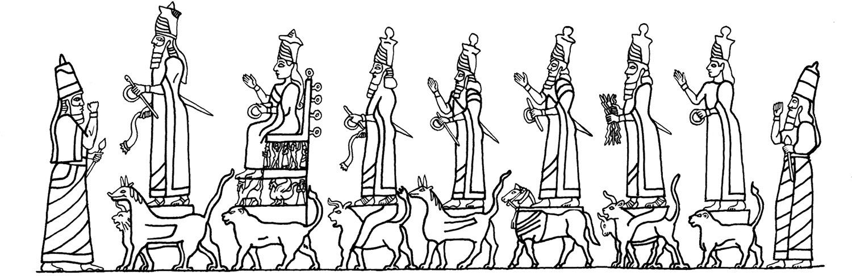 Mesopotamian Deities | Essay | Heilbrunn Timeline of Art ...