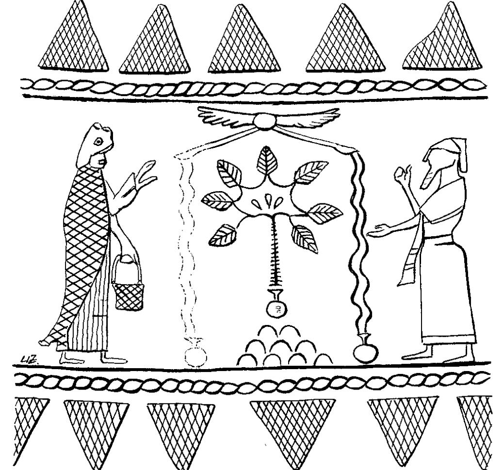 Nusku samizdat apkallu type 2 illustration 52 stephanie dalley iddbr biocorpaavc Images