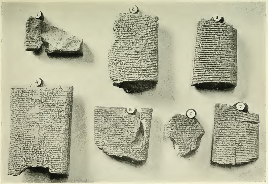 Section 1 – Enuma Elish, Genesis 25, The Epic of Gilgamesh