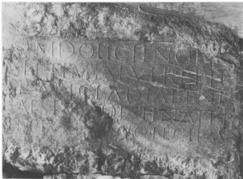 From:  S. M. Sherwin-White Aristeas Ardibelteios: Some Aspects of the Use of Double Names in Seleucid Babylonia Zeitschrift für Papyrologie und Epigraphik Bd. 50 (1983), pp. 209-221 http://www.jstor.org/stable/20183777?&seq=14#page_scan_tab_contents