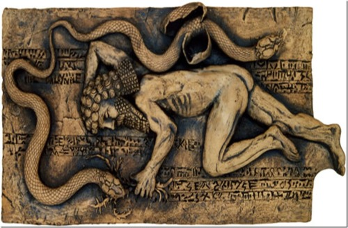 Gilgamesh and the Plant of Eternal Youth
