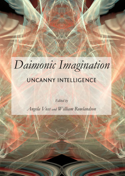 Daimonic Imagination Book Cover