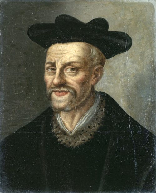 Francois Rabelais 1483-1559 circa 1501-1600 Accession Number MV4046 Palace of Versailles acquried 1845