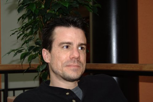 Ian Murdock Pic by Ilya Schurov, Computerra Weekly, April 4, 2018