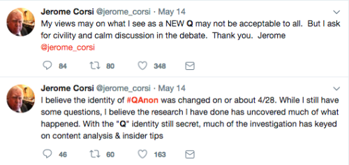 Q Corsi Q Changed 4-28 Q ID Still Secret May 14 2018