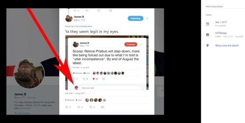 Q James Brower Tweet Signed In As Microchip 1 Aug 2017