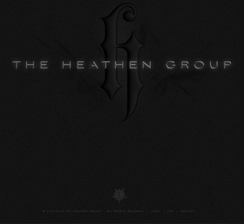 The Heathen Group Unusable Website theheathengroup.com Sept 14 2019
